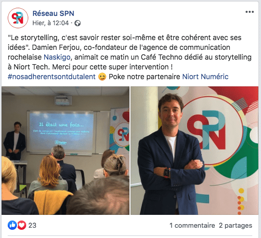 facebook-SPN
