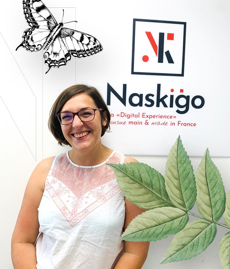 Naskigo recrute une cheffe de projet WebMarketing