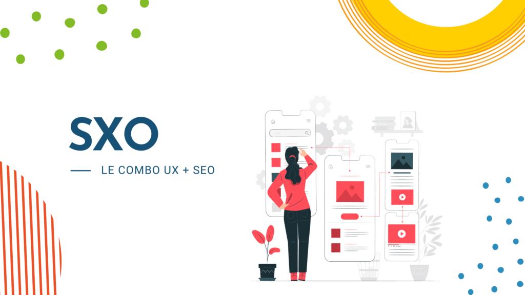SXO : SEO et UX Design